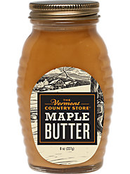 Vermont Maple Butter - So Good, You Could Eat It with a Spoon