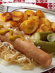 Host Your own Oktoberfest with Authentic Sausages from Frankfurt, Germany
