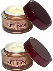 Retinol Vitamin A Cream for a More Youthful Complexion