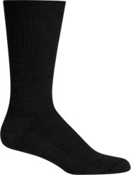 Sized Men's Non-Elastic Socks, Now in Premium Merino Wool for Everyday Luxury