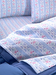 Lanz of Salzburg Flannel Sheets: Surround Yourself With Coziness & Soft, Sumptuous Quality