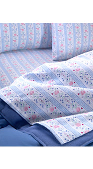 Lanz Tyrolean Flannel Sheet Set
