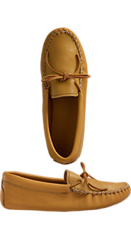 Men's Deerskin Leather Moccasins