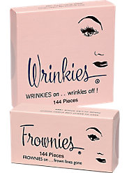 Frownies and Wrinkies Smooth Wrinkle Lines as You Sleep