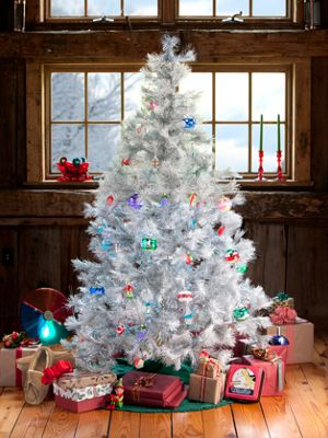 Chair Covers Christmas Tree Store