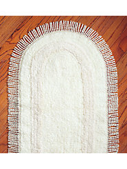 Loop-and-Tuft Rugs Are Reversible for Double Wear