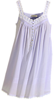 Womens Eileen West Lavender Field Nightgown
