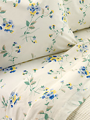 Wildflower Percale Sheet Set
