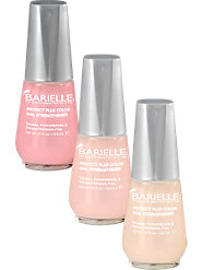 Nail-Thickening Protect Plus with Color Hides Imperfections