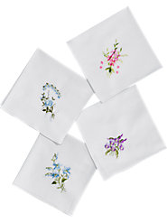 Ladies' Hankies (Pkg. of 12)