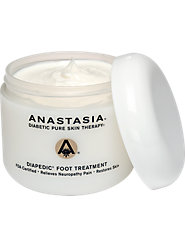 Anastasia Diabetic Creams, Specifically Formulated to Ease Skin Irritations