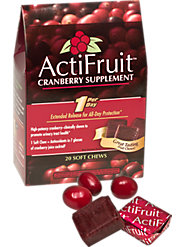 Acti-Fruit Cranberry Chews
