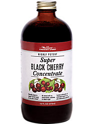 Super Black Cherry Concentrate—Proven Help for Arthritis and Gout