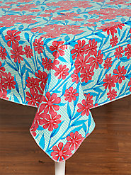 Genuine Oilcloth by the Yard: Wipe-Clean Real Fabric That Won't Peel or Crack