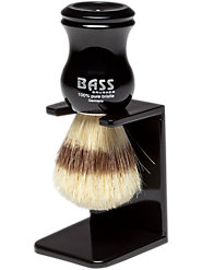 Elevate Shaving from Mere Routine with Pure-Bristle Badger Shaving Brushes