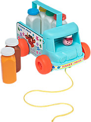 Got Fun? Fisher-Price Milk Wagon, Making the Rounds Since 1965
