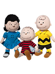 Plush Peanuts Dolls Mark Over 60 Years of Fun and Laughter