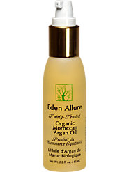 Pure, Organic Argan Oil Helps Reduce Wrinkles and Restore Skin Elasticity