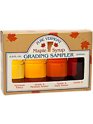 Maple Sampler (Box of Four 1.7 oz. Bottles)