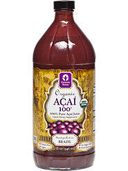 Whatever your favorite berries are, Acai out-antioxidizes them all, hands down