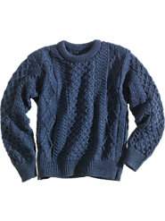 Irish Fisherman's Sweater