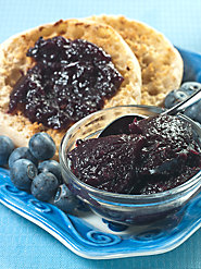 It Takes ¾ lb. of Fresh Blueberries to Make Each Jar of Smooth Berry Butter