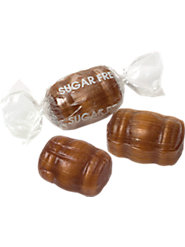 Smooth and Creamy Root Beer Barrel Candy—Now Sugar-Free!