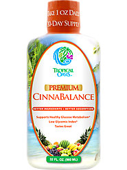 Cinnabalance Helps Stop Blood-Sugar Highs and Lows