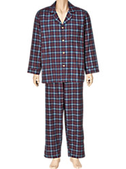 Munsingwear Pajamas, Now in Pure Cotton Flannel
