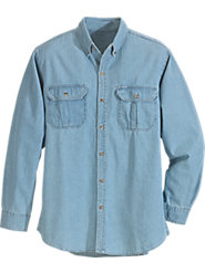 The Men's Denim Shirt: An American Classic