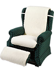 Wool Fleece Recliner Cover Cushions You Naturally