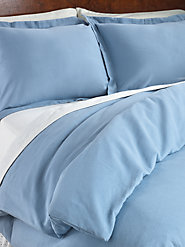 Portuguese Flannel Duvet Set Is Unbelievably Soft, Thick, and Warm