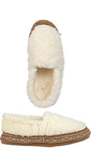 Women's Daniel Green Fleece Slippers