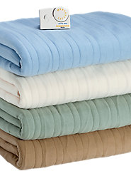 Comfort Fleece Electric Blanket