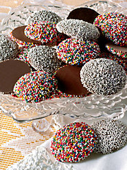 Guittard's Chocolate Nonpareils, Sprinkled with Sweetness, Are Truly Beyond Compare