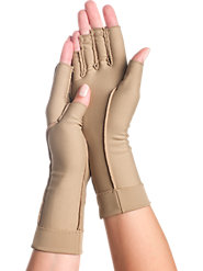 Isotoner Fingerless Gloves
