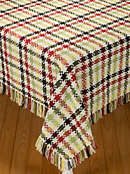 Homespun Tablecloth