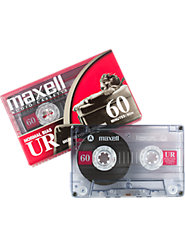 Cassette Tapes (Set of 10)