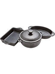 Mini Cast Iron Cookware