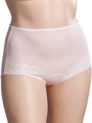 Dixie Belle Nylon Lace Briefs (Pkg. of 3 Briefs)