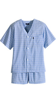 Izod Men's Woven Short Pajamas