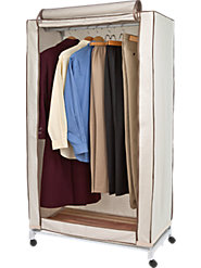 Wardrobe Closet with Cedar Flooring