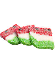 Coconut Watermelon Slices