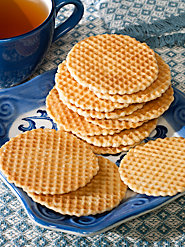 Sugar-Free Coffee Waffles (Box of 18)