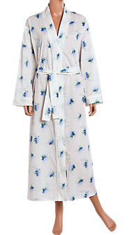Eileen West Splendor in the Garden Cotton Robe