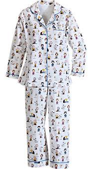 Classic Peanuts Pajamas