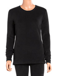 Stretch Fleece Top
