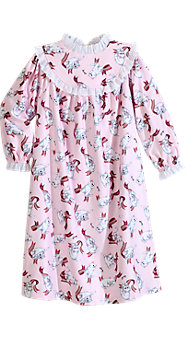 Toddlers' Lanz Playful Kittens Gown