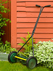 Green Mountain Mower