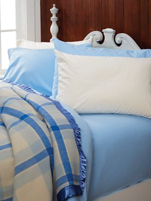 Washable Merino Wool Blanket Twin Queen King